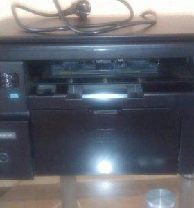 Принтер лазерный черно-белый HP M 1132