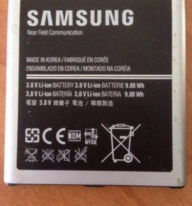 Батарейка на Samsung 4