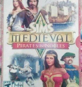 Sims. Пираты
