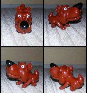 Киндер игрушка Собака