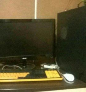 Компьютер с акустикой