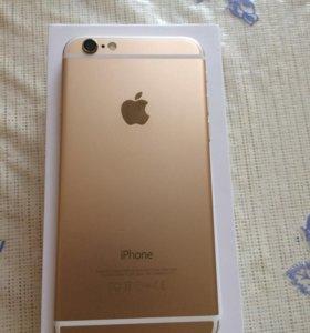 iPhone 6 gold / 16 gb