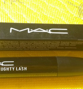 Новая тушь MAC