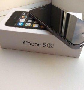 СРОЧНО!!! iPhone 5s 16Gd новый