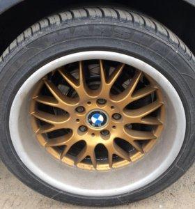 BMW колёса (разноширокие)