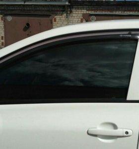 Каркасная тонировка на Тойоту Corolla 2006-2013г.