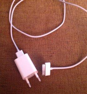Зарядка на айфон 4с