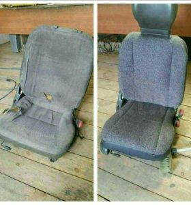 Изготовление авточехлов, перетяжка сидений