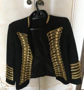 Пиджак-пальто balmain