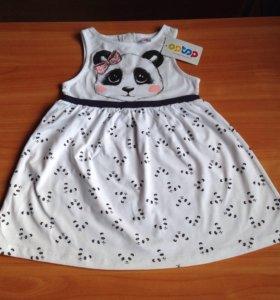 Платье Crockid, новое