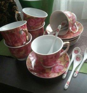 Сервиз чайный ☕