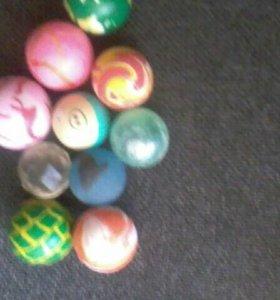 Попрыгунчики мячики