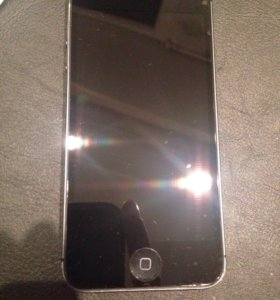 Apple 🍎 iPhone 5 16GB black
