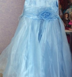 Платье праздничное детское