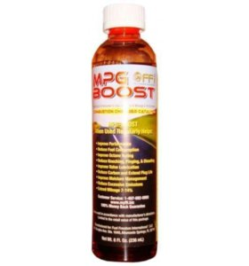 Биокатализатор топлива MPG-Boost