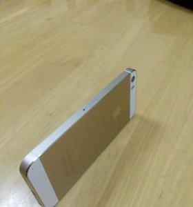 iPhone 5 s gold 16 gb