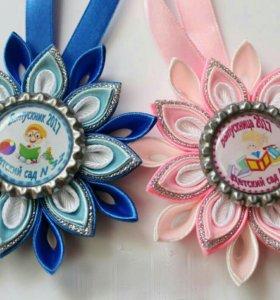 Наградные медальки в детский сад