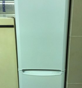 Холодильник б/у Indesit B18FNF