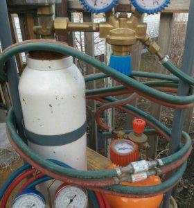 Газосварочный аппарат мини