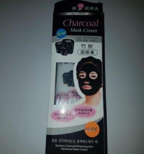 Анти-бактериальная очищающая маска-пленка с Бамбук