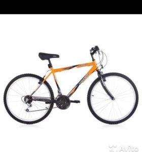 "Велосипед Mikado Flash, рама 18"", оранжевый"