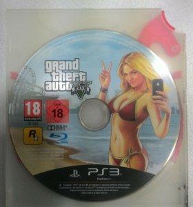 Гта 5 PS3