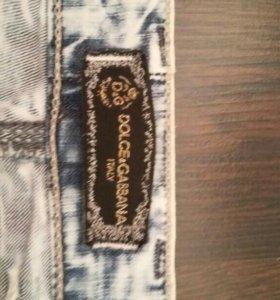 Продам джинсы Италия