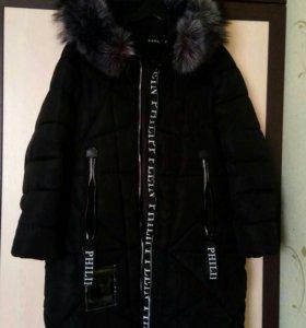 ❄️👍👧 Зимнее женское пальто