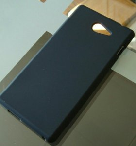 Sony M2 Xperia силиконовый чехол