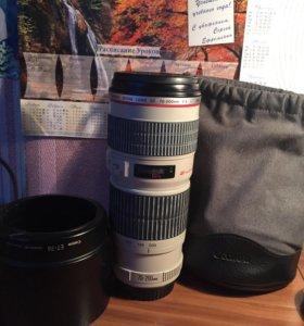 Canon EF 70-200 f/4L USM