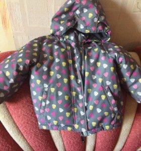 Зимний костюм для девочки Taika(Lappi Kids)
