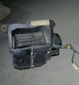Моторчик печки ваз 2109-2114