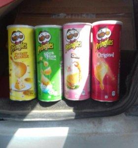 Продам чипсы Pringles по оптовым ценам