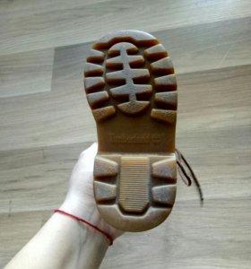 Детские ботинки осенние весенние