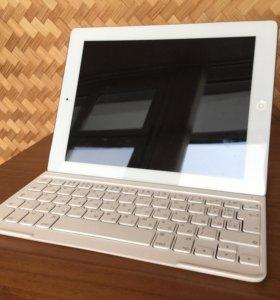 Bluetooth клавиатура для iPad 3, 4