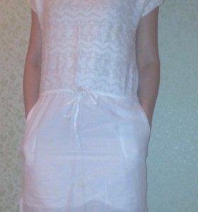 Стильное лёгкое платье на лето