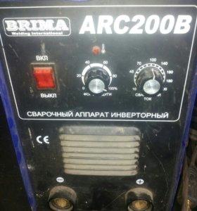 Сварочный инвертор 200а