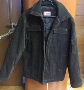 Вельветовая куртка Levi's (новая)
