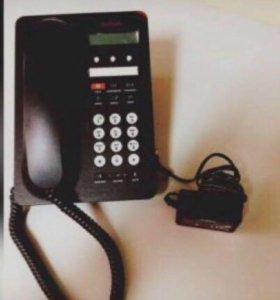 Новый проводной настольный IP телефон
