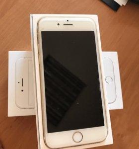 iPhone 6 64 gb золотой