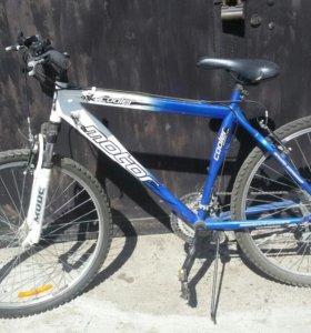 Скоростной велосипед cooler motor