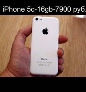 iPhone 5c-16gb