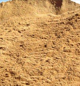Доставка; песок, щебень, чернозём, торф, грунт