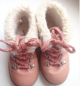 Ботиночки Zara kids
