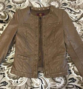 Куртка и меховая желетка