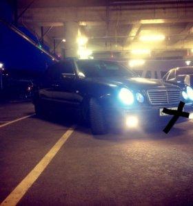 Mercedes w210 срочно