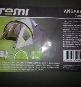 Палатка АНГАРА 3 СХ
