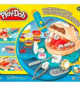 Зубастик аналог Play Doh