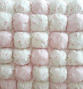 Бом бон коврик для девочки