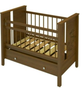 Кроватка детская КЛЕО